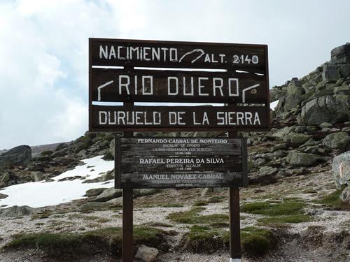 Senderismo en Urbión. Río Duero